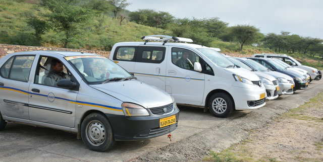 Rajasthan Taxi Services